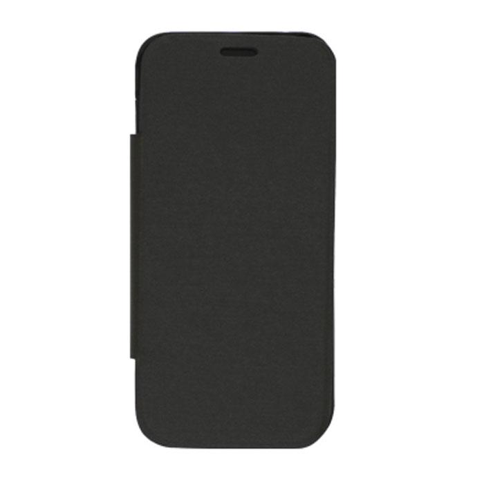 EXEQ HelpinG-SF10 чехол-аккумулятор для Samsung Galaxy S5 mini, Black (3300 мАч, флип-кейс)HelpinG-SF10 BLExeq HelpinG-SF10 – идеальный аксессуар для Samsung Galaxy S5 mini. Полезность данного устройства заключается в удачном сочетании надежного защитного чехла и дополнительного источника подзарядки батареи смартфона. HelpinG-SF10 оснащен встроенным аккумулятором емкостью в 3300 мАч – такой емкости вполне хватит на одну полную подзарядку батареи смартфона. Т.е. с данным аксессуаром смартфон сможет проработать в два раза дольше. Специальная конструкция обеспечит надежную защиту Samsung Galaxy S5 mini от различных внешних воздействий: грязи, ударов, царапин, пыли.Компактные размеры чехла позволят удобно и быстро поместить смартфон в чехол, а также совсем незначительно увеличат размеры и вес самого смартфона. Exeq HelpinG-SF10 станет просто великолепным аксессуаром для активных пользователей Samsung Galaxy S5 mini, а также для тех, кто много времени проводит в дороге или собирается на отдых. Зарядка чехла-аккумулятора происходит от зарядного устройства телефона, при этом аппарат из чехла доставать не нужно. Достаточно просто подсоединить зарядное к чехлу и зарядка начнется автоматически. Для зарядки телефона необходимо подсоединить зарядное устройство к чехлу и нажать на кнопку питания на чехле.