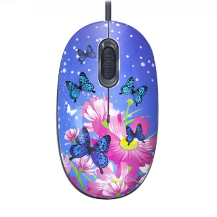 EXEQ MMP-101, Batterfly проводная мышь