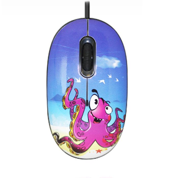 EXEQ MMP-101, Octopus проводная мышь