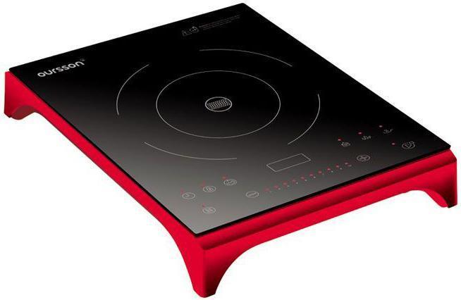 Oursson IP1220T/RD, Red индукционная плита