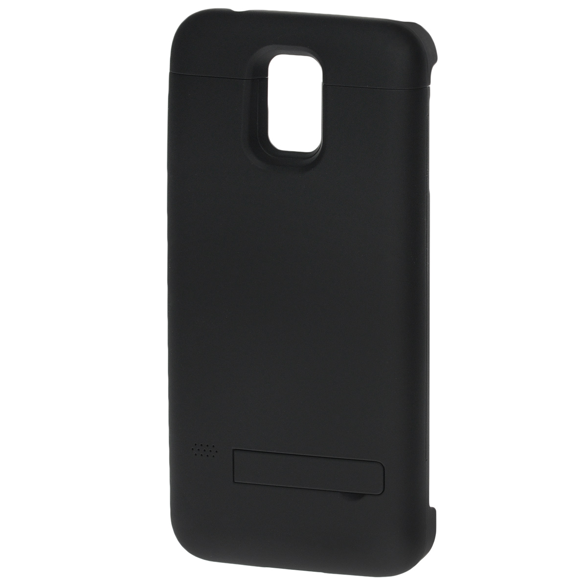 EXEQ HelpinG-SC08 чехол-аккумулятор для Samsung Galaxy S5, Black (3300 мАч, клип-кейс) exeq helping sf02 чехол аккумулятор для samsung galaxy s3 mini white 1900 мач флип кейс