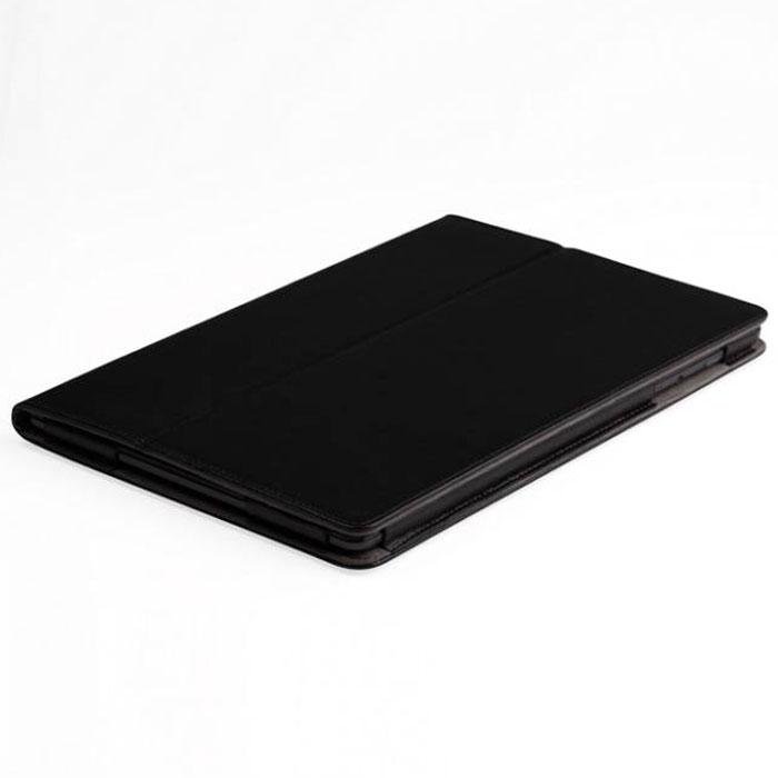 IT Baggage чехол для Lenovo IdeaTab 10.1 S6000, BlackITLNS6000-1IT Baggage для Lenovo IdeaTab 10.1 S6000 - удобный и надежный чехол, который надежно защищает ваше устройство от внешних воздействий, грязи, пыли, брызг. Конструкция точно повторяет форму планшета, оставляя открытыми активную область сенсорного экрана и разъемы устройства. Плотная крышка имеет ребро жесткости, позволяющее использовать ее как подставку для фиксации планшета в горизонтальном положении.