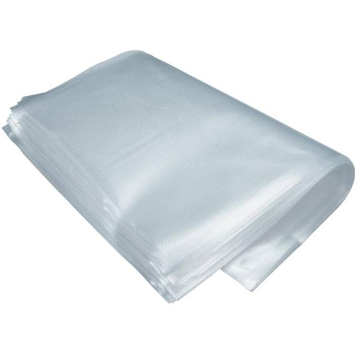 Rommelsbacher VBS 203 пакеты для вакуумного упаковщикаVBS 203Профессиональные пакеты для вакуумной упаковки Rommelsbacher VBS 203. Ребристая внутренняя поверхность обеспечивает оптимальное вакуумирование. Высокая прочность пакета и сварного шва допускает кипячение и использование в СВЧ печи. Эти пакеты также идеально подходят для упаковки продуктов при приготовлении по технологии Sous-Vide.Размер: 20 x 30 смМатериал: пищевые полимеры