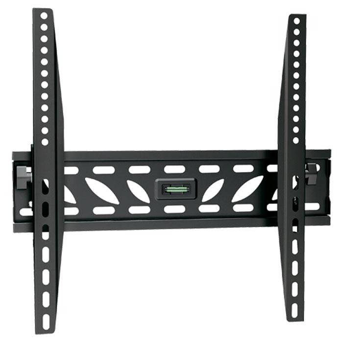 Arm Media Plasma-4, Black настенный кронштейн для ТВ175623Arm Media Plasma-4 - наклонный кронштейн для LCD мониторов и плазменных панелей с диагональю 26 - 55 дюймов, весом до 50 кг.