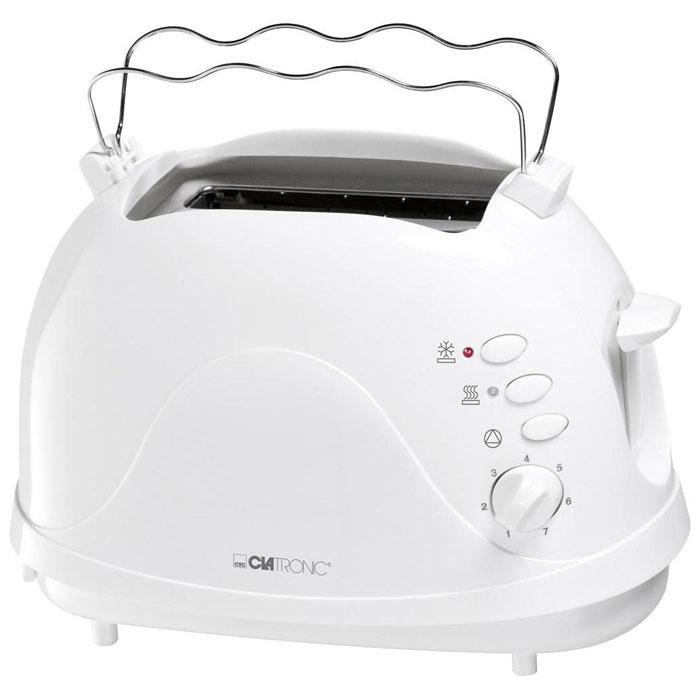 Clatronic TA 3565, White тостер