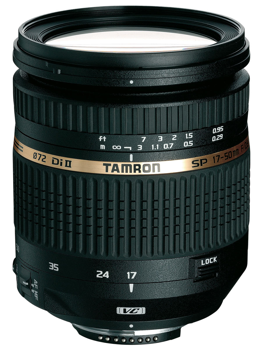 Tamron SP AF 17-50mm F/2.8 XR Di II LD VC Aspherical (IF), Canon
