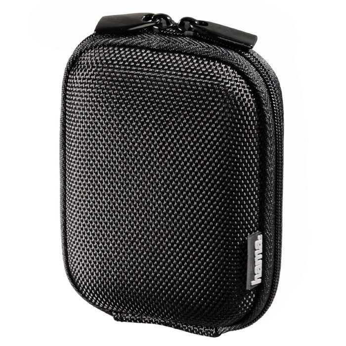 Hama Hardcase Colour Style 40G, Black чехол для фотокамеры