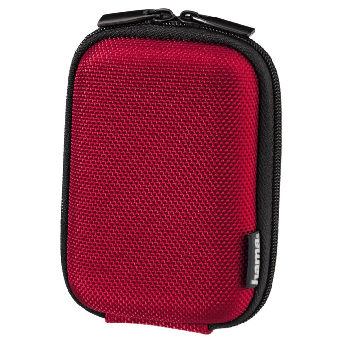 Hama Hardcase Colour Style 40G, Red чехол для фотокамеры