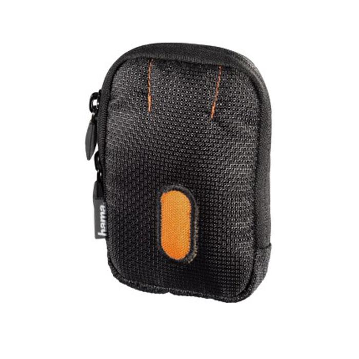 Hama Sorento 40C, Black Orange чехол для фотокамеры era pro ep 010901 black red чехол для фотокамеры