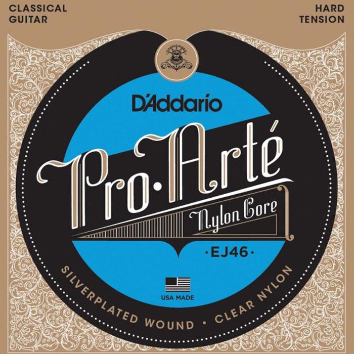 D'Addario EJ46 струны для классической гитары - Гитарные аксессуары и оборудование