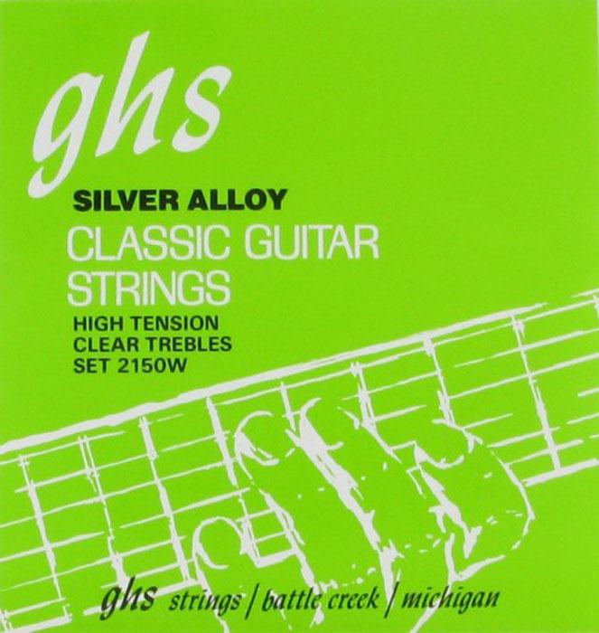 GHS 2150W струны для классической гитары - Гитарные аксессуары и оборудование