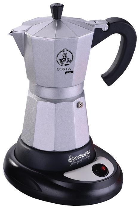 Endever Costa-1010 гейзерная кофеваркаCosta-1010