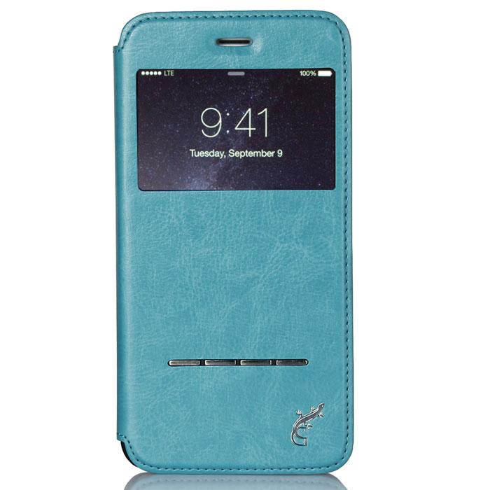 G-Case Slim Premium чехол для iPhone 6 Plus, BlueGG-544С каждым новым поколением электронных устройств планшеты становятся технически более мощными, интеллектуальными аксессуарами с массой функций и возможностей. Однако их прочность оставляет желать лучшего. Именно поэтому нужно сразу позаботиться о защите от ударов и прочих повреждений своего гаджета и купить чехол G-Case Slim Premium для iPhone 6 Plus. Только тогда можно спать спокойно и быть уверенным в полной сохранности своего электронного друга. Благодаря тщательной продуманности конструкции вплоть до мельчайших деталей футляр становится изысканным и стильным аксессуаром и дополнением к айфону. Модный и практичный флип-кейс, благодаря высококачественному и прочному материалу, обеспечивает стопроцентную ежедневную защиту устройства от проникновения внутрь корпуса влаги, налипания на дисплей грязи и скапливания пыли. Все, что нужно для защиты планшета от ударов и падений, так это купить чехол G-Case Slim Premium. Комфорт пользования очевиден. Это и свободный доступ ко всем необходимым портам и разъемам, и возможность фото- и видеосъемки, и открытость клавиш. Вы можете фотографировать, снимать видео, слушать музыку через наушники и заряжать устройство без необходимости снимать чехол. Элегантный ультратонкий флип-кейс придаст утонченности и шарма не только самому аксессуару, но и его владельцу. Специальная пропитка поверхности футляра увеличивает антискользящие свойства материала, за счет чего он не выскальзывает из кармана, сумки или портфеля, а также удобно располагается в руке. Кроме того, на передней и задней крышках обложки не будут оставаться отпечатки пальцев. Флип-кейс надежно защищает устройство от любых повреждений при активном ежедневном использовании.