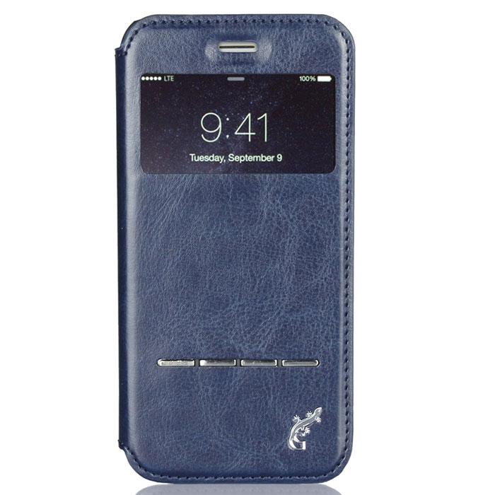 G-Case Slim Premium чехол для iPhone 6 Plus, Dark Blue g case slim premium чехол для apple ipad mini 4 white