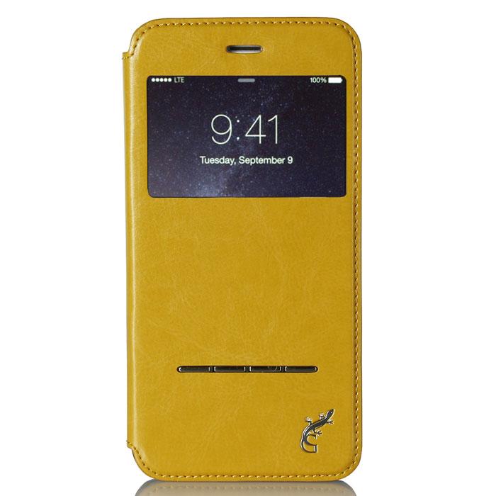 G-Case Slim Premium чехол для iPhone 6 Plus, OrangeGG-545С каждым новым поколением электронных устройств планшеты становятся технически более мощными, интеллектуальными аксессуарами с массой функций и возможностей. Однако их прочность оставляет желать лучшего. Именно поэтому нужно сразу позаботиться о защите от ударов и прочих повреждений своего гаджета и купить чехол G-Case Slim Premium для iPhone 6 Plus. Только тогда можно спать спокойно и быть уверенным в полной сохранности своего электронного друга. Благодаря тщательной продуманности конструкции вплоть до мельчайших деталей футляр становится изысканным и стильным аксессуаром и дополнением к айфону. Модный и практичный флип-кейс, благодаря высококачественному и прочному материалу, обеспечивает стопроцентную ежедневную защиту устройства от проникновения внутрь корпуса влаги, налипания на дисплей грязи и скапливания пыли. Все, что нужно для защиты планшета от ударов и падений, так это купить чехол G-Case Slim Premium. Комфорт пользования очевиден. Это и свободный доступ ко всем необходимым портам и разъемам, и возможность фото- и видеосъемки, и открытость клавиш. Вы можете фотографировать, снимать видео, слушать музыку через наушники и заряжать устройство без необходимости снимать чехол. Элегантный ультратонкий флип-кейс придаст утонченности и шарма не только самому аксессуару, но и его владельцу. Специальная пропитка поверхности футляра увеличивает антискользящие свойства материала, за счет чего он не выскальзывает из кармана, сумки или портфеля, а также удобно располагается в руке. Кроме того, на передней и задней крышках обложки не будут оставаться отпечатки пальцев. Флип-кейс надежно защищает устройство от любых повреждений при активном ежедневном использовании.