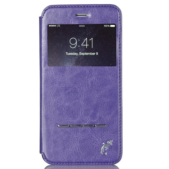 G-Case Slim Premium чехол для iPhone 6 Plus, PurpleGG-546С каждым новым поколением электронных устройств планшеты становятся технически более мощными, интеллектуальными аксессуарами с массой функций и возможностей. Однако их прочность оставляет желать лучшего. Именно поэтому нужно сразу позаботиться о защите от ударов и прочих повреждений своего гаджета и купить чехол G-Case Slim Premium для iPhone 6 Plus. Только тогда можно спать спокойно и быть уверенным в полной сохранности своего электронного друга. Благодаря тщательной продуманности конструкции вплоть до мельчайших деталей футляр становится изысканным и стильным аксессуаром и дополнением к айфону. Модный и практичный флип-кейс, благодаря высококачественному и прочному материалу, обеспечивает стопроцентную ежедневную защиту устройства от проникновения внутрь корпуса влаги, налипания на дисплей грязи и скапливания пыли. Все, что нужно для защиты планшета от ударов и падений, так это купить чехол G-Case Slim Premium. Комфорт пользования очевиден. Это и свободный доступ ко всем необходимым портам и разъемам, и возможность фото- и видеосъемки, и открытость клавиш. Вы можете фотографировать, снимать видео, слушать музыку через наушники и заряжать устройство без необходимости снимать чехол. Элегантный ультратонкий флип-кейс придаст утонченности и шарма не только самому аксессуару, но и его владельцу. Специальная пропитка поверхности футляра увеличивает антискользящие свойства материала, за счет чего он не выскальзывает из кармана, сумки или портфеля, а также удобно располагается в руке. Кроме того, на передней и задней крышках обложки не будут оставаться отпечатки пальцев. Флип-кейс надежно защищает устройство от любых повреждений при активном ежедневном использовании.