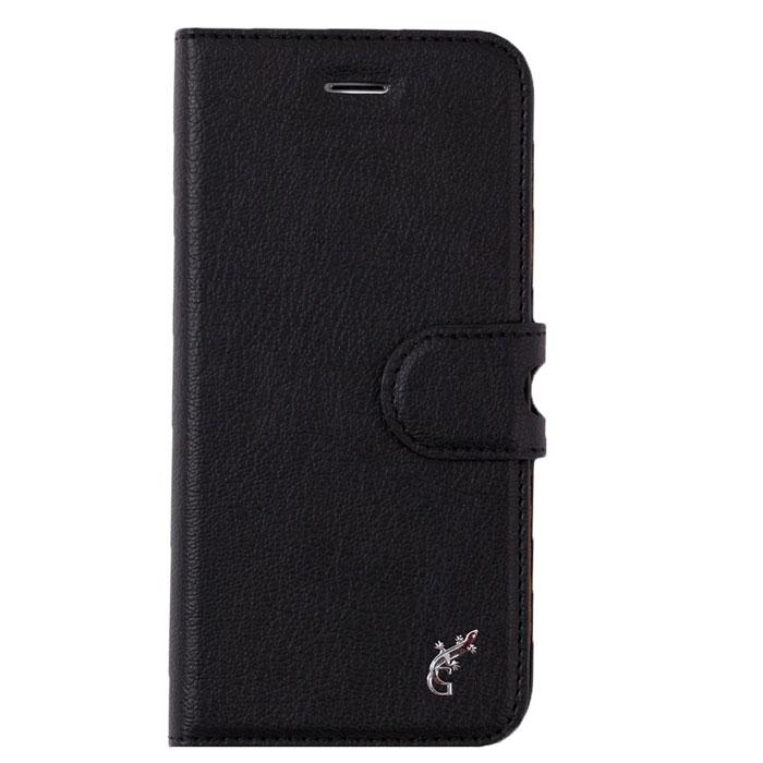 G-Case Prestige 2 в 1 чехол для iPhone 6, BlackGG-488Чтобы защитить дорогостоящий аппарат от преждевременного выхода из строя, понадобится купить чехол G-Case Prestige 2 в 1. Обратите внимание на комбинацию 2 в 1, которая говорит сама за себя, то есть, за одну стоимость вы получите сразу два аксессуара, объединенных в единую конструкцию. Прежде всего, флип-кейс разработан специально под потребности активных пользователей устройств, вынужденных всюду носить его с собой. Без обложки планшет быстро потеряет презентабельный вид, обрастет потертостями и царапинами, что крайне нежелательно. Во-вторых, увеличивается риск падения хрупкого гаджета, из-за чего он может выйти из строя и не подлежать восстановлению. Во избежание нежелательных последствий и неприятных сюрпризов рекомендуется купить чехол для iPhone 6 4.7, чтобы быть полностью уверенным в сохранности аппарата. Накладка посредством специальных магнитов плотно крепится и прилегает к корпусу устройства, исключая попадания между или внутрь пыли, грязи и просачивание влаги. Внутри имеется пластиковая накладка для предохранения от царапин дисплея, которую при желании можно снять. После снятия пластиковой накладки смартфон можно вращать под разными углами наклона. Чтобы обложка случайно не раскрылась в сумке или в дороге, предусмотрена магнитная застежка. Для доступа к камере, портам и клавишам имеются вырезы в чехле. Во внутренней части футляра имеются отдельные кармашки для хранения визиток и банковских карт, а также другой полезной мелочи или записей. Если вы постоянно следите за модой, то понимаете, как важно быть в тренде. Поэтому стоит купить чехол G-Case Prestige 2 в 1, чтобы всегда оставаться модным и стильным. Ведь флип-кейс это еще и продуманный эргономичный дизайн для акцентирования внимания окружающих на собственном стиле и вкусе. Высокое качество натуральной кожи придает неповторимый шарм престижному аксессуару. В результате ваш планшет выглядит не только убедительно, но и невероятно красиво в кожаном обрам