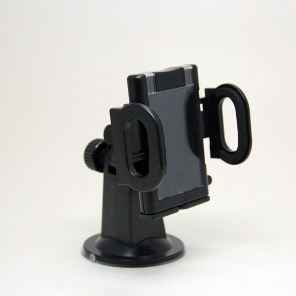 Держатель для мобильных телефонов и смартфонов 100 Mile Mobik104, универсальныйMOBIK104Универсальный держатель 100 Mile Mobik104 предназначен для крепления в автомобиле легких и компактных мобильных устройств. Совместим со всеми устройствами iPhone. Держатель крепится на лобовом стекле с помощью вращающегося крепления с присоской. Крепление обеспечивает надежную фиксацию мобильного устройства без вибраций во время движения автомобиля. Поворотная шарнирная конструкция держателя позволяет зафиксировать мобильное устройство в любом положении, а также подключать к нему зарядные устройства и кабели.
