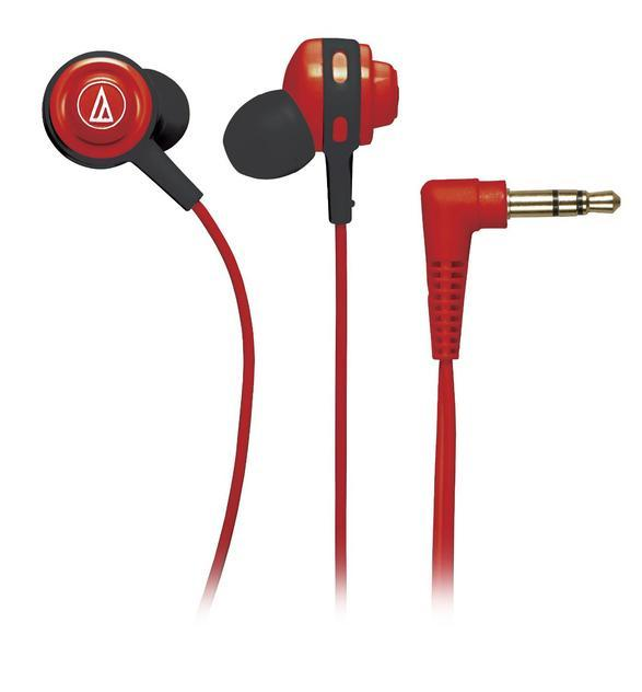 Audio-Technica ATH-COR150, Red наушникиATH-COR150 RDВо внутриканальных наушниках ATH-COR150 сосредоточен весь опыт экспертов компании Audio-Technica в сфере профессионального аудио. Особый упор в этой модели сделан на то, чтобы разместить в миниатюрном корпусе, без ущерба для чистоты звука, полновесные басы, которые оценят любители рока, электронной музыки и басового металла.Наушники оснащены съемными заушными фиксаторами, надевающимися на кабель возле самих наушников. Такая конструкция дает более надежное крепление, что будет полезно при занятиях активными видами спорта. Кабель находится на специальной катушке, это позволяет вытягивать его не более, чем нужно и избегать спутывания при транспортировке и ношении.