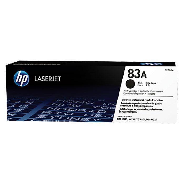 HP CF283A картридж для HP LaserJet Pro MFP M125/M127, BlackCF283AПродукция HP разработана для стабильно высоких результатов. Оригинальные лазерные картриджи HP LaserJet позволяют печатать документы с четким текстом и яркими изображениями. Повседневные офисные задачи станут еще проще благодаря удобству хранения и замены расходных материалов.