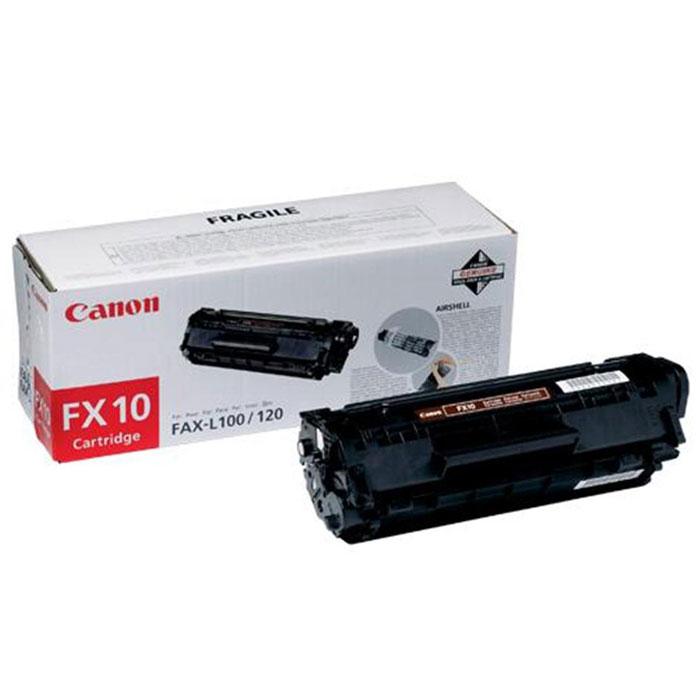 Canon FX-10 для L100/L120, Black картридж canon fx 10 для l100 l120 black картридж
