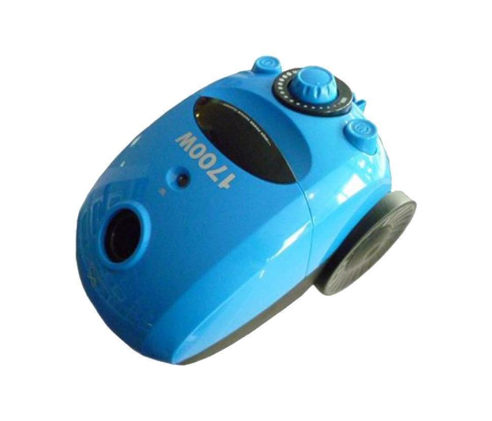Daewoo RC-6880SA пылесосRC-6880 SAЭто пылесос с мешком для сбора пыли объемом 2 л, предназначенный для сухой уборки помещений. Эта модель оборудована микрофильтром, который эффективно задерживает в воздухе вредные частицы. Прибор комплектуется насадками пол-ковер, для мебели и щелевой насадкой для труднодоступных мест. Пылесос можно хранить как в горизонтальном, так и в вертикальном положении.