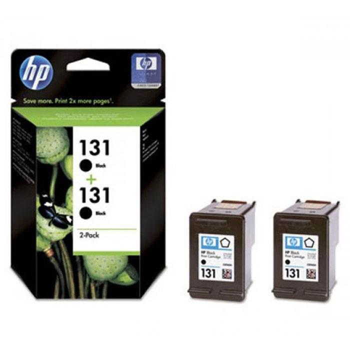 HP CB331HE (131), Black струйный картриджCB331HEОригинальные струйные картриджи HP 131 в упаковке по 2 шт. идеально подходят для больших объемов печати и