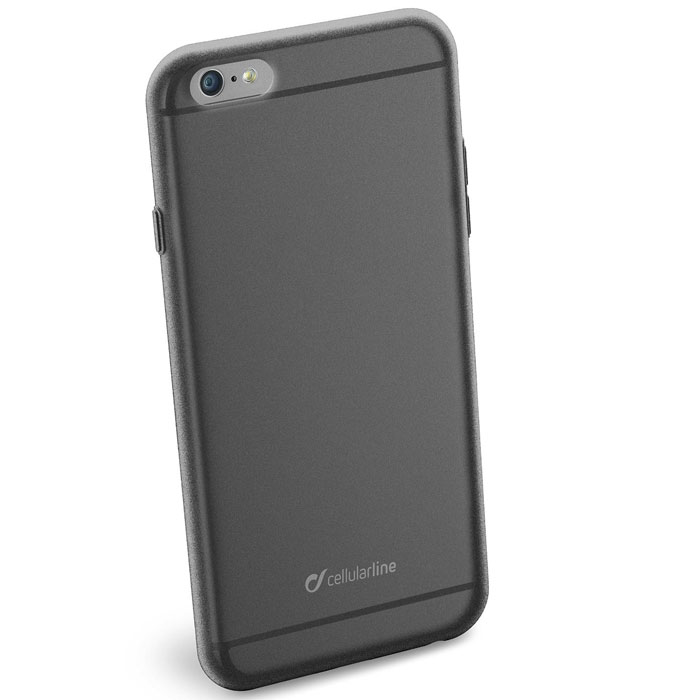 Cellular Line Color Slim чехол для iPhone 6 Plus, Black