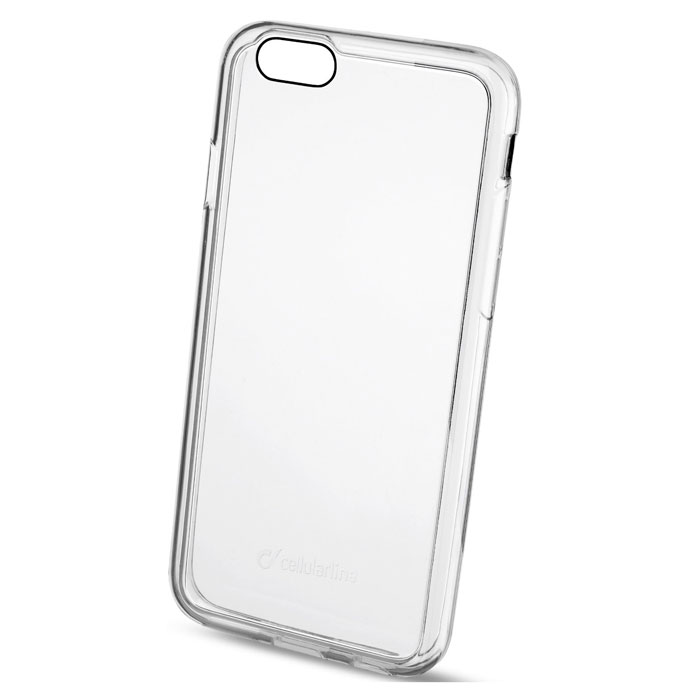 все цены на Cellular Line Clear Duo чехол для iPhone 6 (21816) онлайн