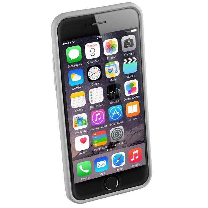 Cellular Line Double Strong чехол для iPhone 6 (21813)SHCKPLUSIPH647KЧехол Cellular Line Double Strong для iPhone 6 используется для защиты устройства от механических повреждений и пыли. Изготовлен из двухслойной резины что обеспечивает двойную защиту от ударов и падений. Имеет свободный доступ ко всем разъемам телефона. В комплект также идет защитная пленка.