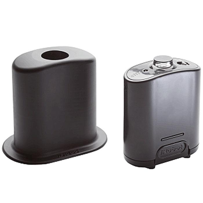 iRobot круговой ограничитель движения для Roomba, BlackiR1101Оригинальная разработка iRobot - ограничитель движения (Virtual Walls), создающий, с помощью инфракрасного луча, невидимую границу, которую робот пылесос не может пересечь. Эту невидимую границу используют, чтобы обозначить роботу пылесосу зону уборки, а также чтобы не позволить ему подобраться слишком близко к электрическим или компьютерным проводам, хрупким предметам на полу. Ограничитель движения снабжен регулятором длины луча: на 1 м, 2 м, и более 2,4 м. Ограничитель движения создает вокруг себя защитный круг, не позволяющий роботу подойти к нему слишком близко. Питание устройства осуществляется от 2 батарей типа C.