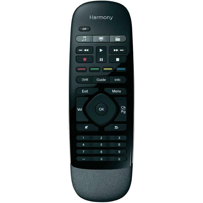 Logitech Harmony Smart Control (915-000196) пульт ДУ915-000196Пульт Logitech Harmony Smart Control совместим с более чем 225 тысячами домашних электронных устройств пяти тысяч торговых марок. В данной модели появилась возможность управлять элементами умного дома, например, есть поддержка интеллектуальных ламп Philips Hue, а также запускать игровые консоли PS3, Nintendo Wii и Wii U.Harmony Smart Control также обеспечивает возможность управления устройствами через инфракрасный порт в закрытых помещениях, не направляя пульт в сторону самого устройства. Кроме того, владельцы пультов смогут загрузить мобильное приложение Harmony Smartphone App для смартфонов и планшетов на iOS и Android, и использовать смартфон в качестве универсального пульта.