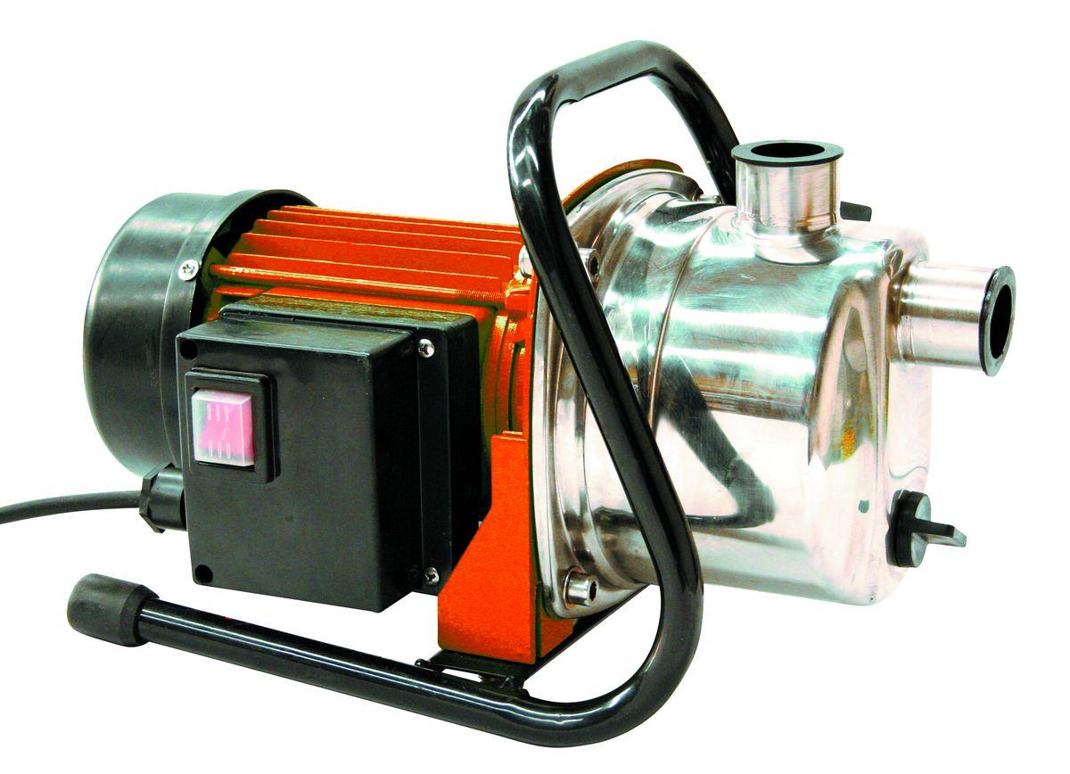 Поверхностный насос Вихрь ПН-1100Н68/4/3Поверхностный насос Вихрь ПН-1100Н предназначен для орошения садовых участков, а также подачи воды из любых источников в дом.Максимальное количество включений в час: 20Максимальная глубина всасывания: 9 мМаксимальная высота подъема: 50 мДопустимая концентрация твердых частиц в перекачиваемой в воде: 150 г/м3Ток питающей сети: однофазный переменныйНапряжение: 220 ВЧастота: 50 ГцТип насоса: центробежныйМатериал корпуса двигателя: нержавеющая сталь.