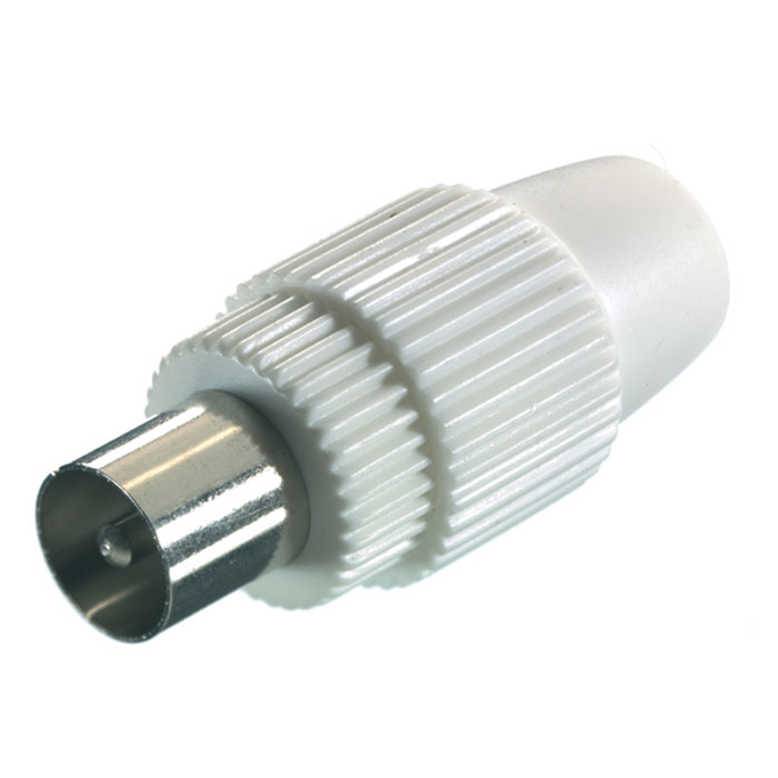 Vivanco 8/11 WS-N антенный штекер43000Vivanco 8/11 WS-N - антенный штекер с сопротивлением 75 Ом для коаксиальных кабелей диаметром от 4.5 до 7.5 мм.