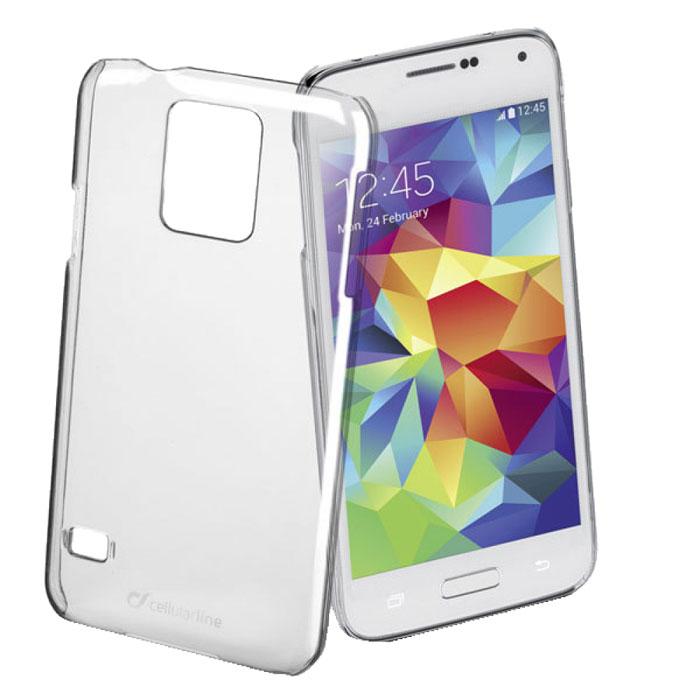 Cellular Line Invisible Case чехол для Samsung Galaxy S5 Mini (21473)INVISIBLEGALS5MINCellular Line Invisible Case - качественный защитный чехол для вашего смартфона. Поставляется в комплекте с пленкой для экрана. Все разъемы и элементы управления открыты и легко доступны.