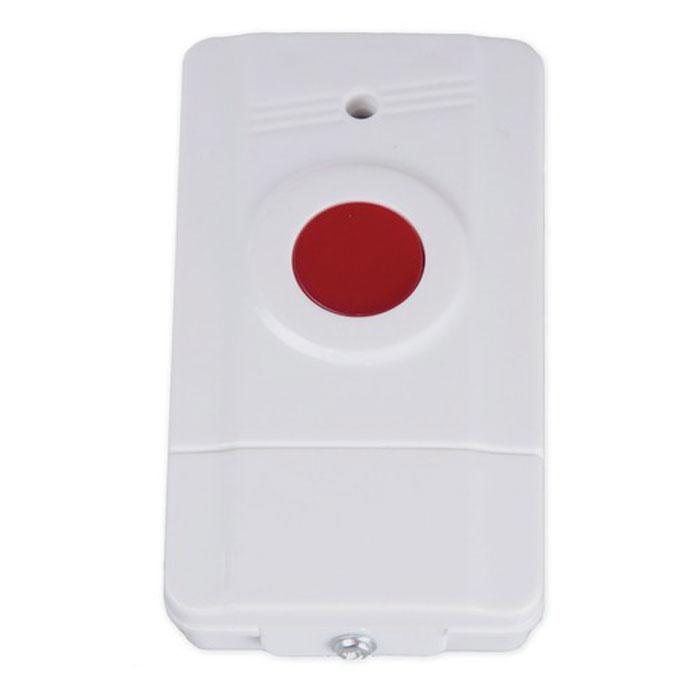 Sapsan EM-100 беспроводная тревожная кнопка для GSM ProEM-100Среди особенностей технического плана, которые имеет данная тревожная кнопка, можно выделить такие позиции:ток потребляется только в режиме передачи,большая дистанции передачи (при условиях прямой видимости),выделенная радиочастота передатчиков в 315-433 МГц,оптимальные диапазоны рабочей температуры,минимальные размеры,эргономичное исполнение.Особенность заключается в том, что настройка для контрольных панелей будет производиться путём перемыканий контактов на печатных платах с помощью паяльников. Это основное отличие от процесса настройки других беспроводных датчиков для систем оповещения.ВНИМАНИЕ! Данная тревожная кнопка не совместима с системой Sapsan GSM Pro 3, т.к. данная сигнализация не имеет отдельной радиозоны для тревожной клавиши.Ток потребления в режиме передачи: 17 мА