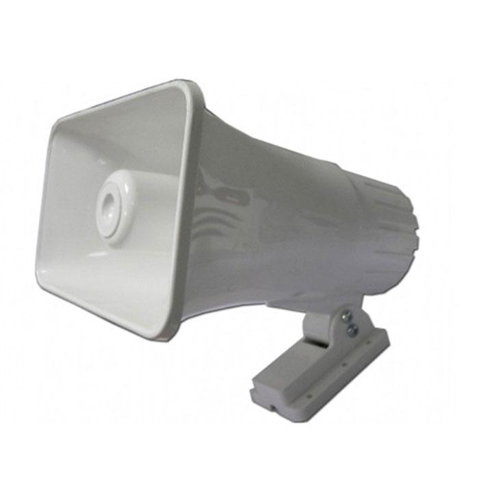 Sapsan SR-05 беспроводная сирена уличнаяSR-05Беспроводная звуковая уличная сирена Sapsan SR-05 состоит из: передатчика сигнала тревоги, сирены, блока питания 12VDC. Имеет два тона: постоянный, режим «SOS». Подсоединяется к выходу сирены на контрольной панели системы Sapsan и при возникновении сигнала тревоги подает по радиоканалу сигнал на включение сирены.Мощность: 30 ВтРежим работы: 2