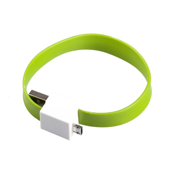 Liberty Project Micro-USB дата-кабель на магните плоский, GreenSM001679Кабель Liberty Project Micro-USB предназначен для передачи данных с вашего устройства на персональный компьютер, а также зарядки от источников питания с USB выходом.