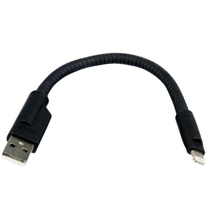 Liberty Project дата-кабель Жесткий держатель для Apple LightningSM001593Кабель Liberty Project Жесткий держатель предназначен для передачи данных с вашего устройства на персональный компьютер, а также зарядки от источников питания с USB выходом.