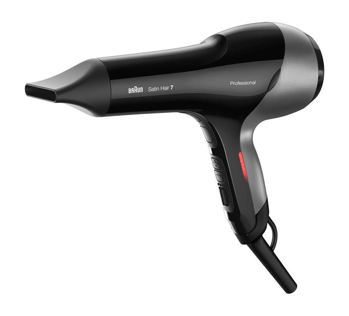 Braun Satin Hair 7 SensoDryer HD 780 фен расческа satin hair 7 iontec br730