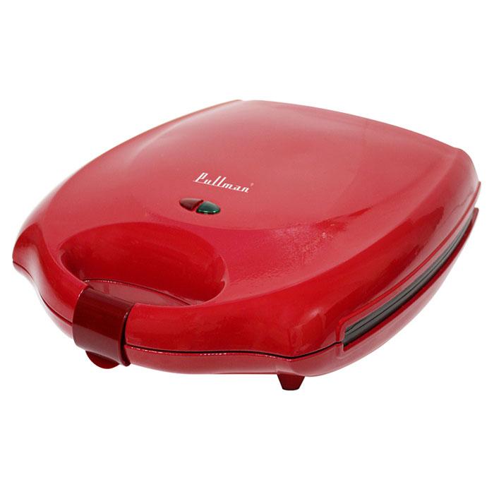Pullman PL-1023R, Red прибор для приготовления пирогов - Блинницы и вафельницы