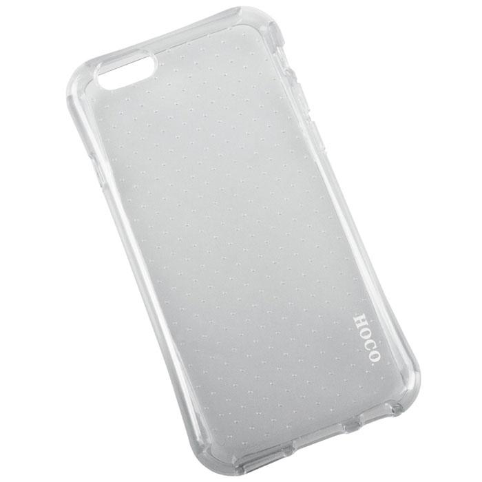 Hoco Armor Series защитная крышка для iPhone 6 Plus, ClearR0007590Противоударная задняя крышка (кейс) Hoco Armor Series для iPhone 6 Plus гарантирует надежную защиту корпуса вашего смартфона от внешнего воздействия (пыль, влага, царапины). Чехол изготовлен из качественного термопластика и имеет отверстия для камеры и разъемов.