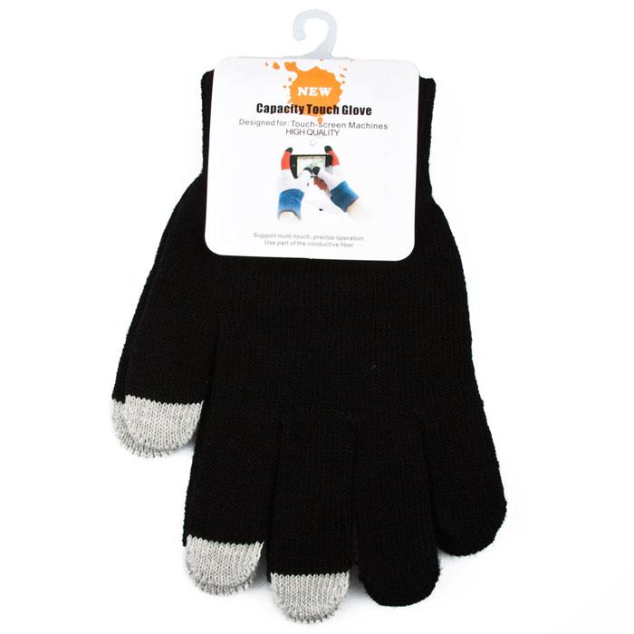 Liberty Project, Black/White перчатки для сенсорных экранов (размер M)R0001009Перчатки Liberty Project предназначены для удобства использования цифровых устройств с сенсорными экранами в сезон холодов и для работы при низких температурах. Управление девайсами осуществляется с помощью трех пальцев на каждой перчатке.