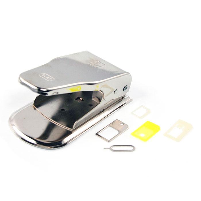 Liberty Project пресс для вырезания SIM-карт 2 в 1 + скрепкаSM000292Пресс для вырезания SIM-карт 2 в 1 Liberty Project+ скрепка.