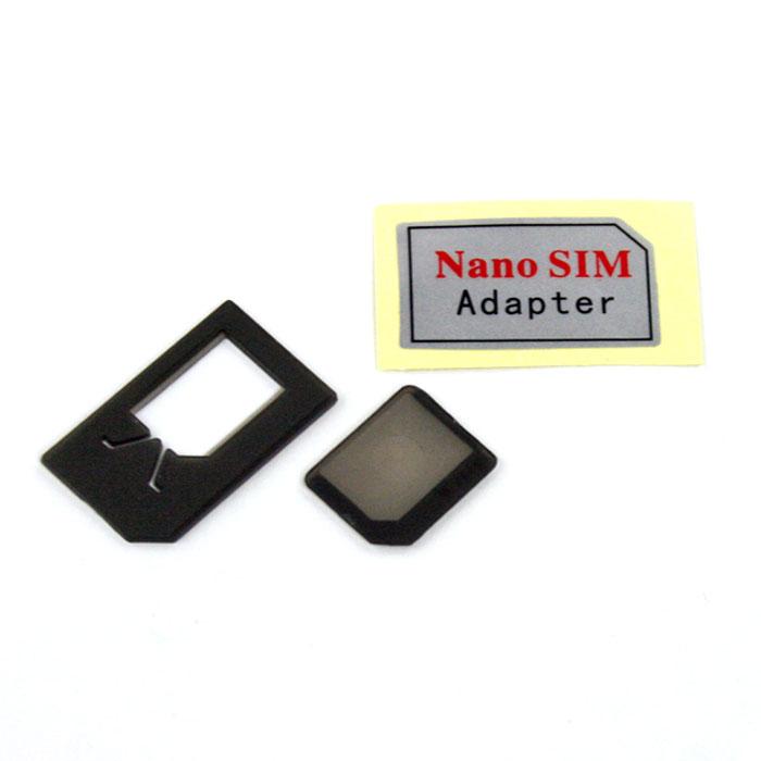 Liberty Project переходник с NanoSIM на обычную SIM карту и MicroSIM картуCD126195Переходник Liberty Project с NanoSIM на обычную SIM карту и MicroSIM карту.
