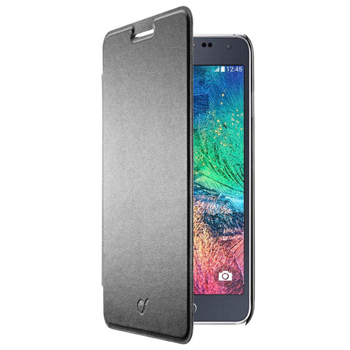 Cellular Line Book Essential чехол для Samsung Galaxy A7, Black (23028) чехол для мобильного телефона cellular line voyagermusic16g