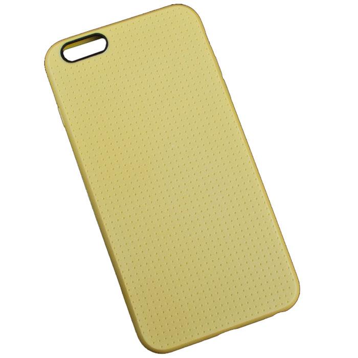 Liberty Project Мелкая точка чехол для iPhone 6 Plus, YellowR0006645Чехол Liberty Project Мелкая точка для iPhone 6 Plus защитит ваш гаджет от механических повреждений и влаги. Чехол имеет свободный доступ ко всем разъемам и клавишам устройства.
