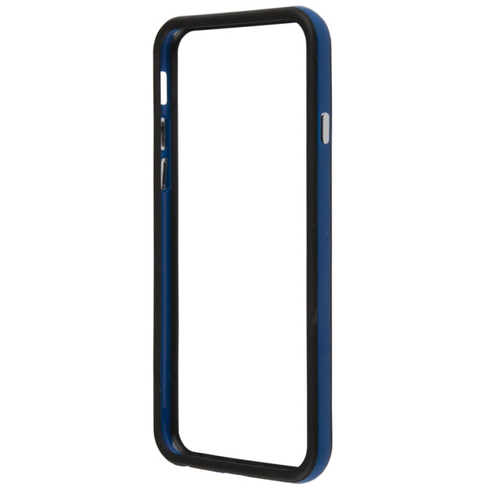 Liberty Project Bumpers чехол-накладка для iPhone 6, Blue Black
