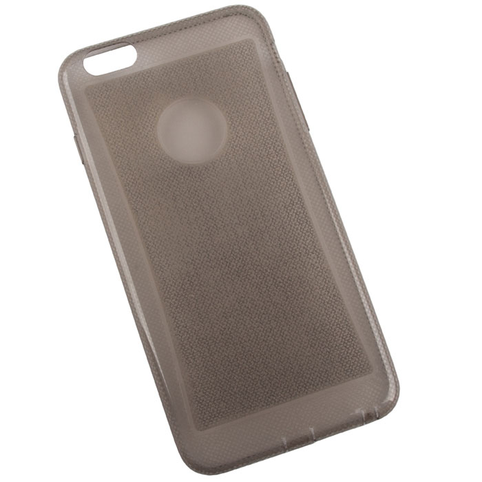 Liberty Project TPU чехол для iPhone 6 Plus, BlackR0007304Силиконовый чехол Liberty Project для iPhone 6 Plus защитит ваш гаджет от механических повреждений и влаги. Чехол имеет свободный доступ ко всем разъемам и клавишам устройства.