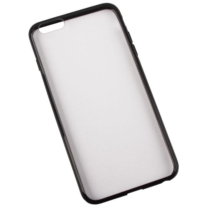 Liberty Project защитная крышка для iPhone 6 Plus, Black ClearR0006716Защитная крышка Liberty Project для iPhone 6 Plus защитит ваш гаджет от механических повреждений. Чехол имеет свободный доступ ко всем разъемам и клавишам устройства.